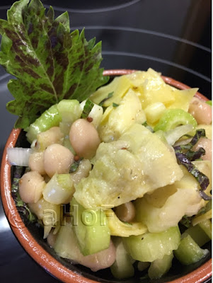 White Bean & Artichoke Salad