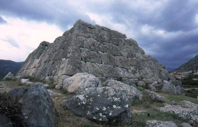 H πυραμίδα του Ελληνικού: Πότε κτίσθηκε, ποια ήταν η χρήση της