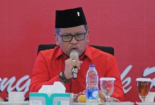 Hasto: PBB Arahnya Dukung Jokowi-Ma'ruf