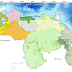 Convergencia Intertropical (ZCIT) genera lloviznas dispersas sobre gran parte del país