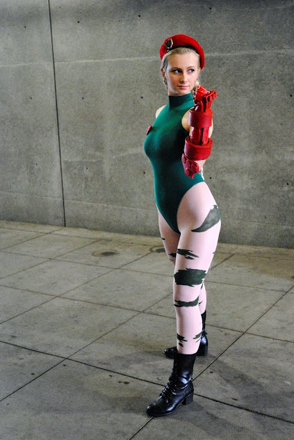 cammy street fighter one piece