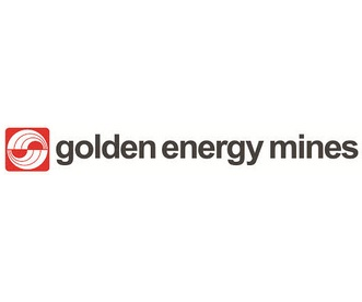 Logo PT Golden Energy Mines
