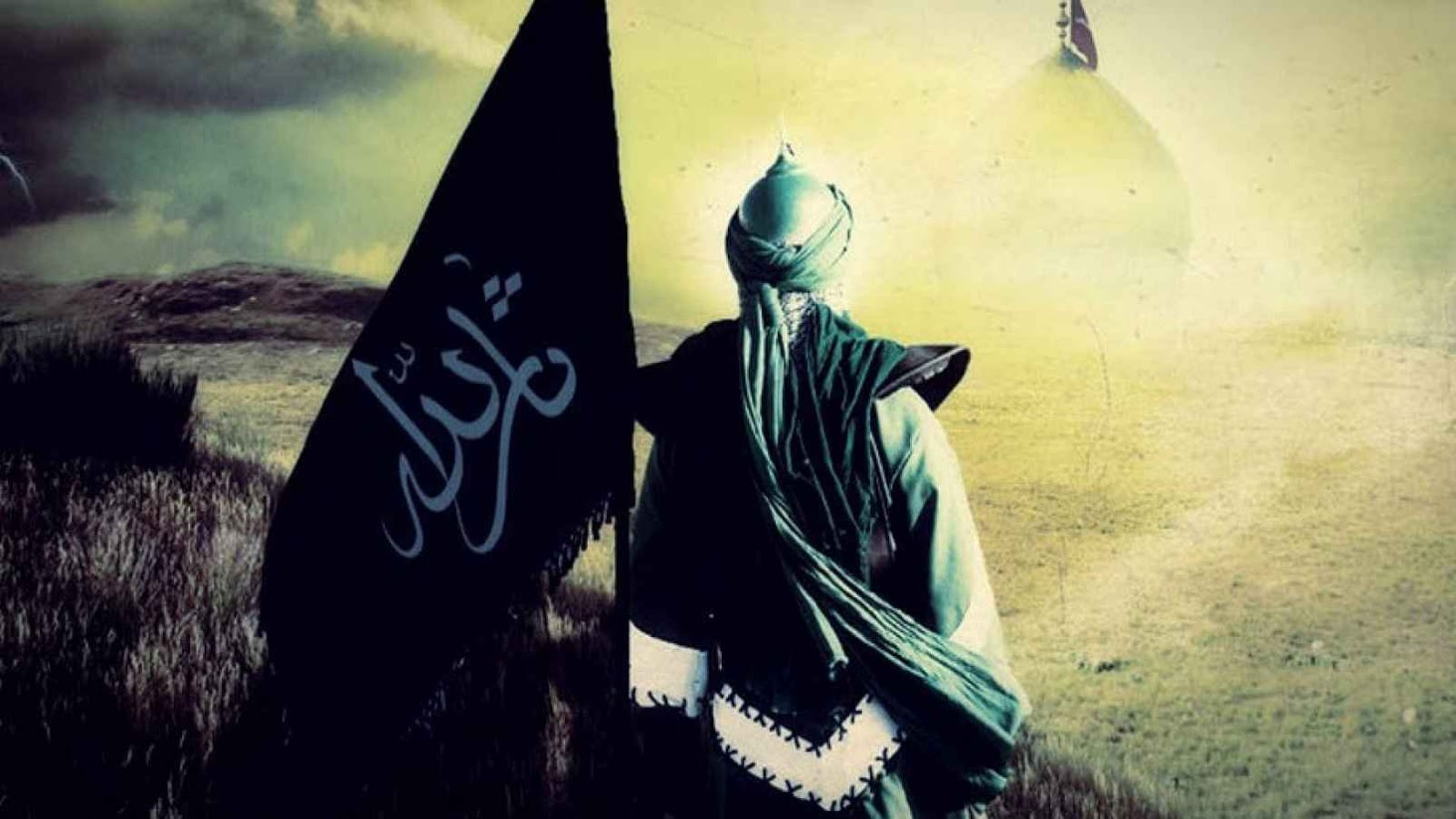 """End of the World: """"Muhammad Mahdi"""" is Coming - IMAM MEHDI AS"""