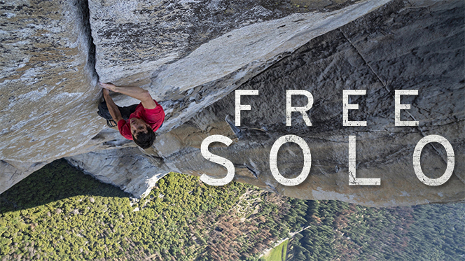 Free Solo (2018) BRRip 1080p Latino-Ingles
