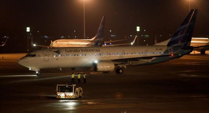 Seorang Penumpang Meninggal di Pesawat Jakarta-Melbourne