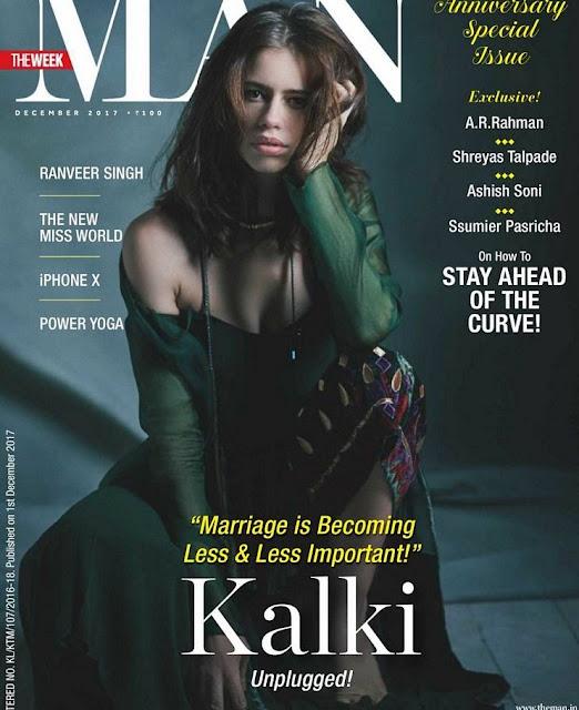 Kalki Koechlin Magazine Covers 2018: Hot Photos of Kalki Koechlin, Images, Wallpapers