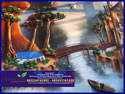 Jasa Tukang Taman Banjarmasin | Banjarbaru | Martapura
