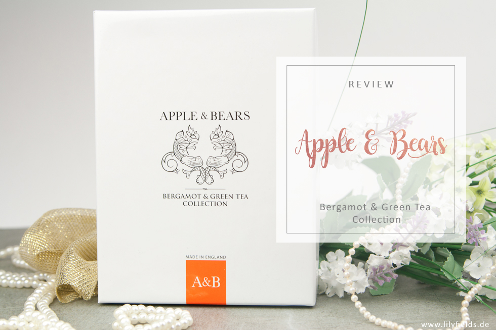 Apple & Bears - Bergamot & Greet Tea Collection