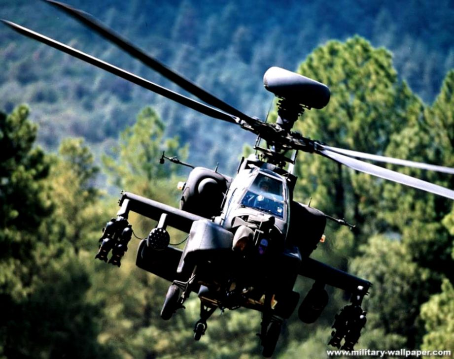 Apache Helicopter Wallpaper Hd Smart Wallpapers