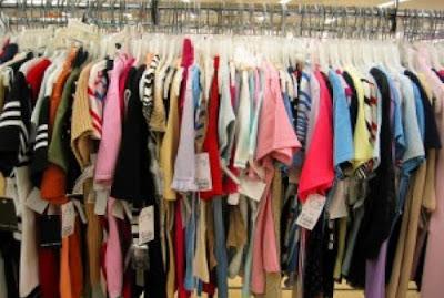 pakaian baru harus dicuci bersih terlebih dahulu sebelum dipakai