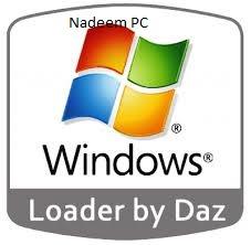 Windows 7 Loader v2.2.2 by Daz - Activator Free Download