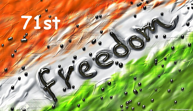 1st Independence Day Of India