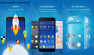 cm launcher 3d pro apk download gratis