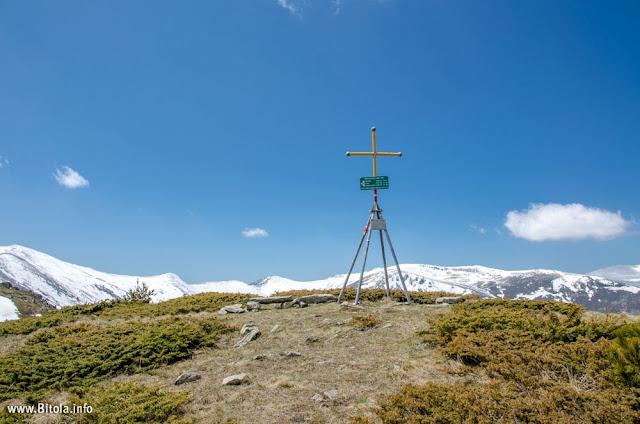 Neolica Peak - 1865 m - Baba Mountain, Bitola, Macedonia