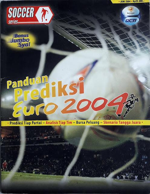 MAJALAH SOCCER SERIES: PANDUAN PREDIKSI EURO 2004