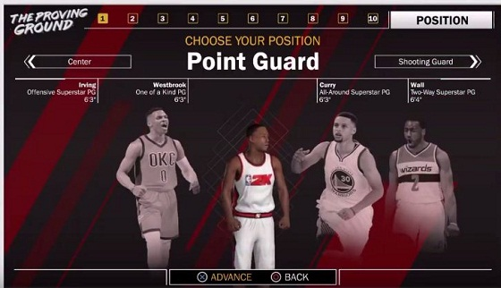Point Guard Build; Guide; NBA 2K18