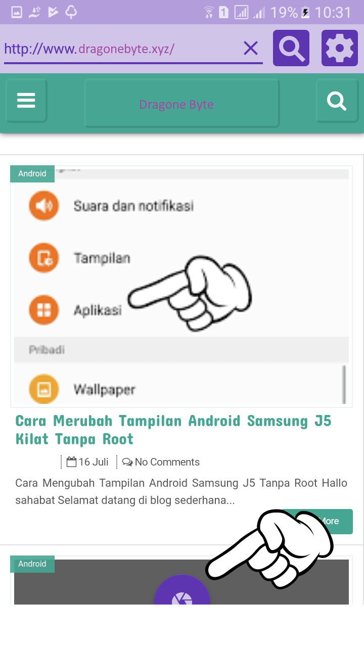 Cara Screenshot Panjang Di Android (TERBARU)