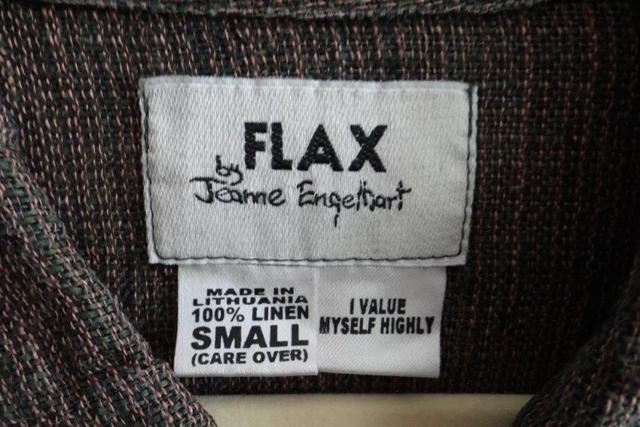 Flax Affirmations Jeanne Engelhart