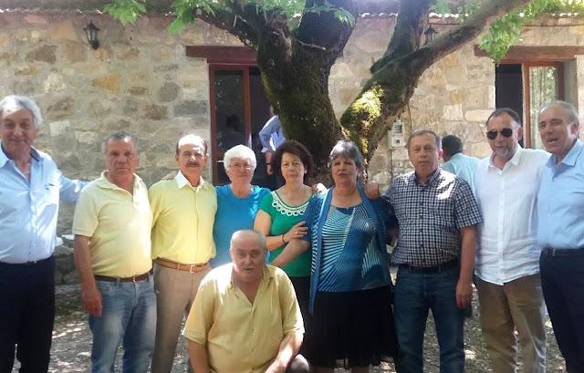 Θεσπρωτία: Παλαιοί συμμαθητές σε δημοτικά σχολεία χωριών της Θεσπρωτίας, συναντώνται μετά από δεκαετίες και αναπολούν τα περασμένα...