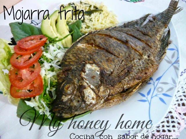 Receta De La Mojarra Frita Honey Home
