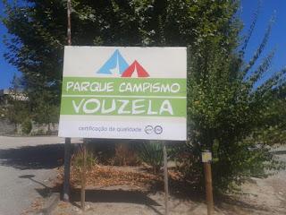 Parque de Campismo de Vouzela