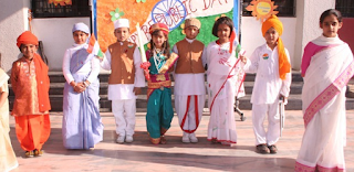 Republic Day Theme Dresses for Kids