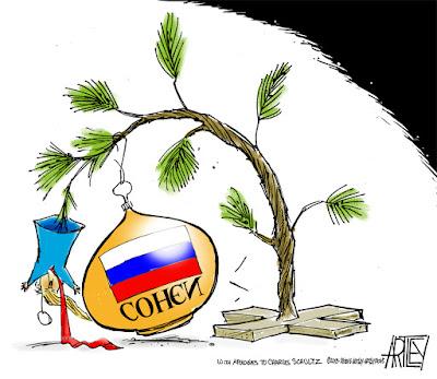 Editorial Cartoon by artleytoons