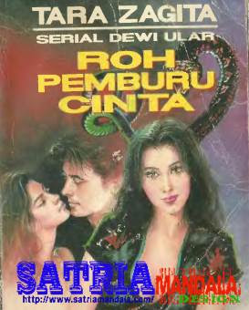Download Ebook Serial Dewi Ular Roh Pemburu Cinta