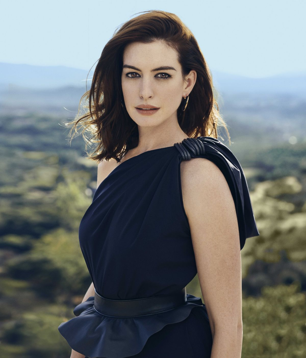 Anne Hathaway HOT Photoshoot for Town Country Magazine February 2019