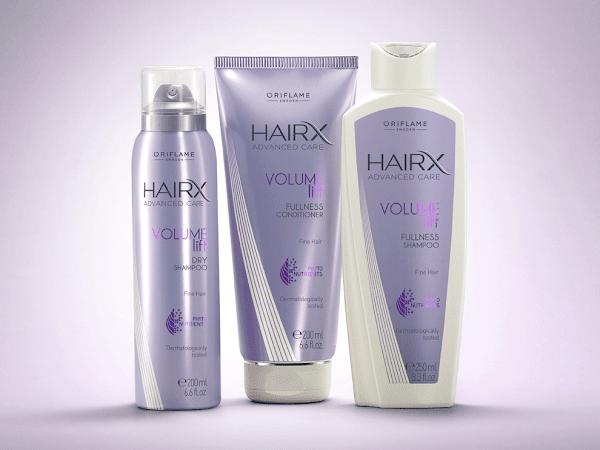 HairX - Volume Lift