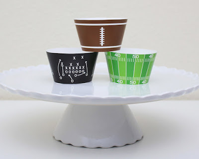Football Wrappers by Pixper Studio on Etsy