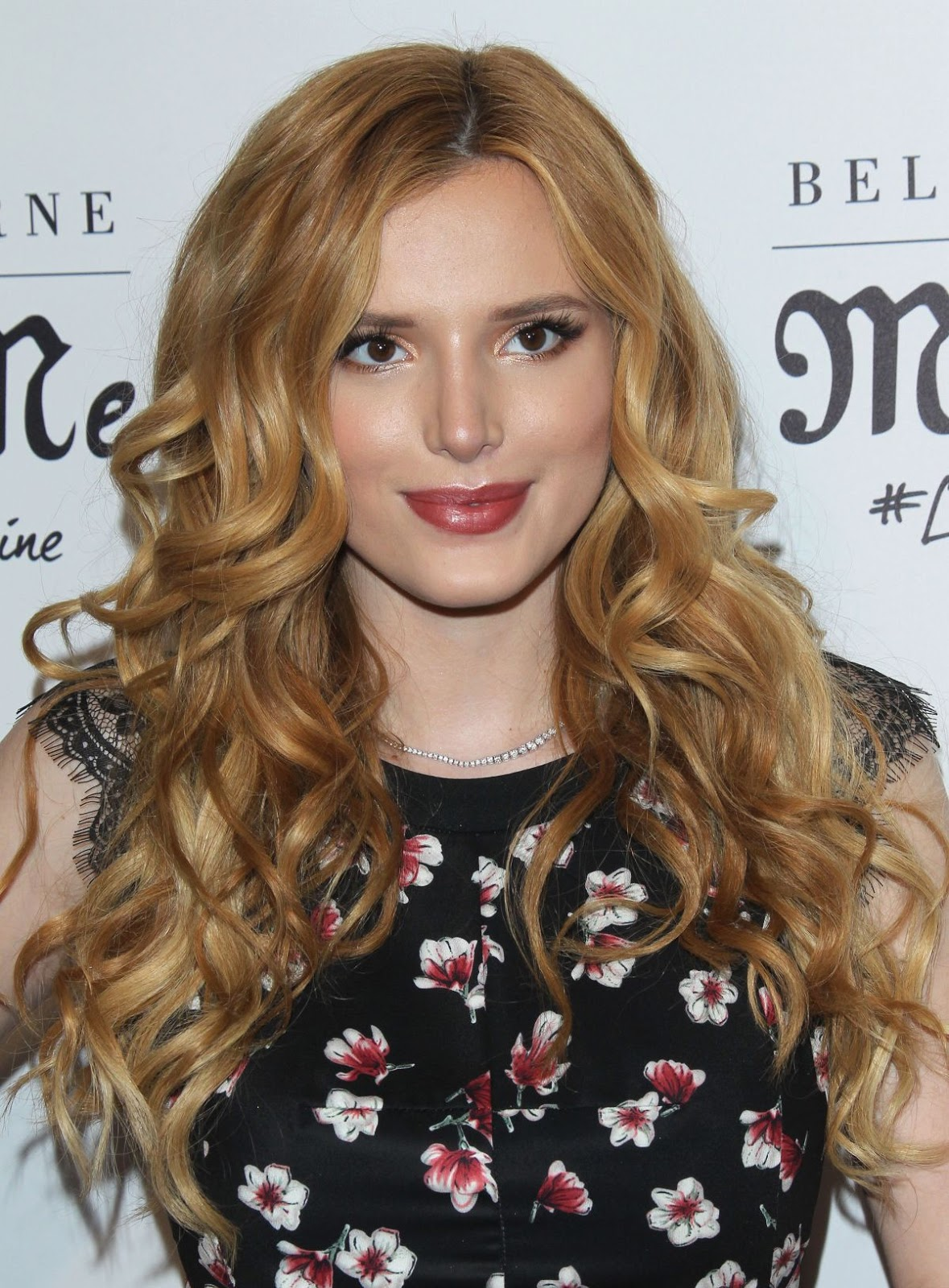Bella Thorne at Miss Me and Cosmopolitan's Spring Campaign Launch