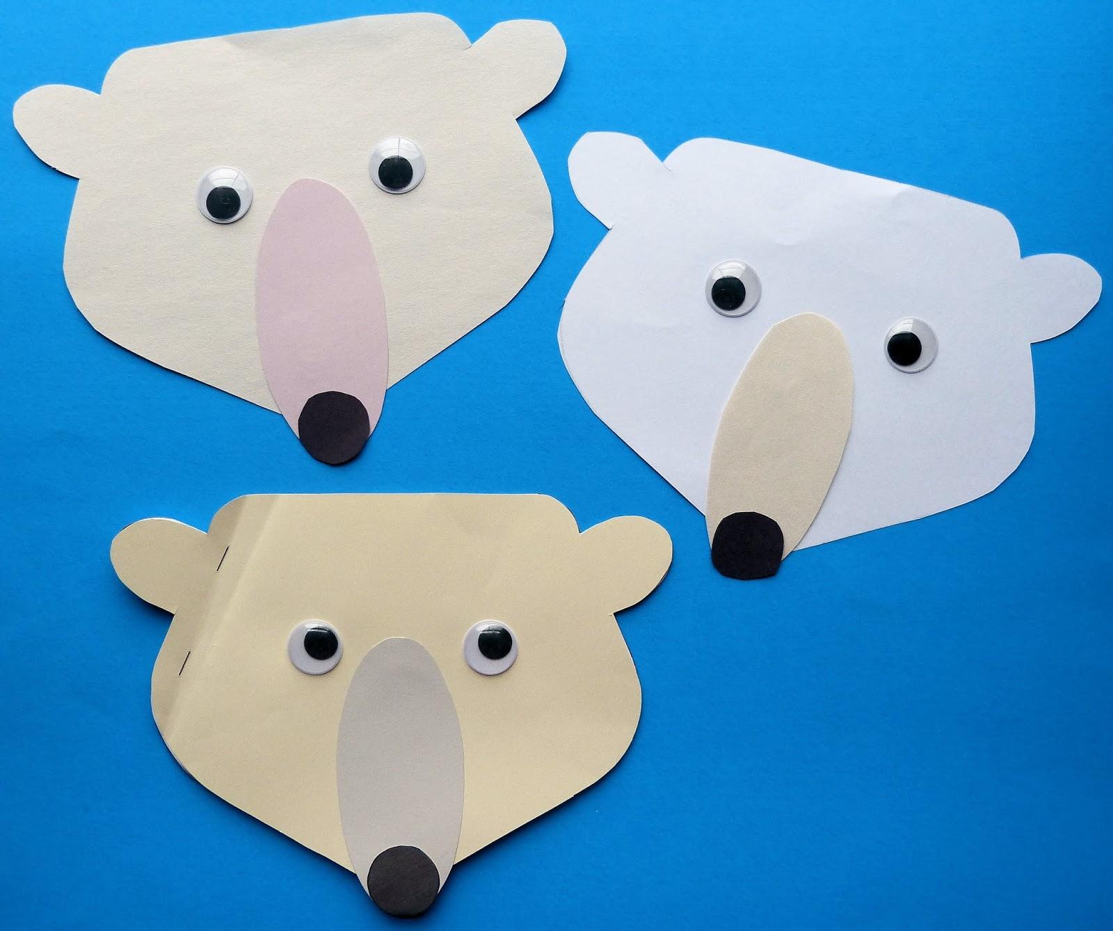 Paula S Primary Classroom Polar Bears