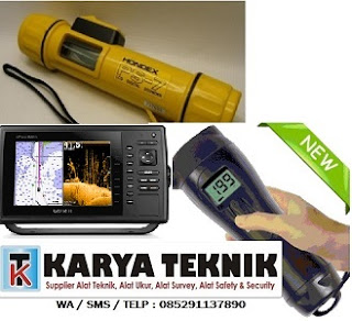 Harga Alat Ukur Kedalaman Air Digital Depth Sounder Murah