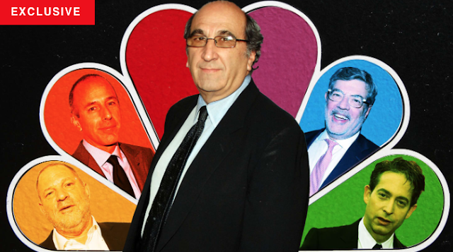 Accused Sexual Harassers Thrived Under NBC News Chief Andy Lack