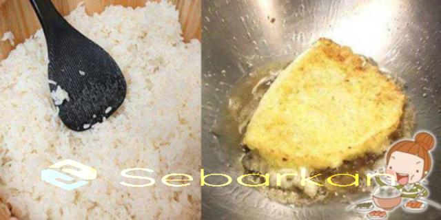 """Nasi Sering Kebuang? Ternyata """"Nasi Sisa Kemarin"""" Bisa Dimasak Dengan """"Cara Ini"""" Loh, Rasanya Mantab Banget!"""