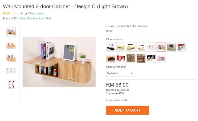 Lazada Ramadhan Raya Blogger Contest - Idea Dekorasi Raya Rumah Kecil