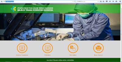 Bagaimana Cara Registrasi Online STR Tenaga Kesehatan Lingkungan?