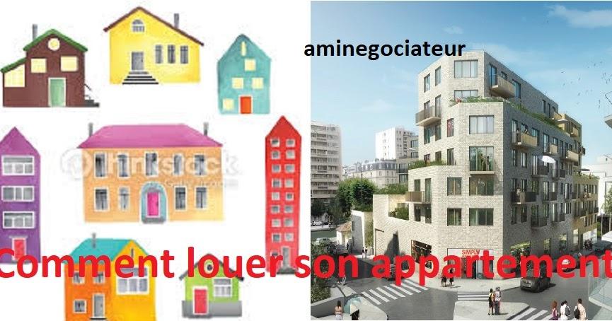 Amirouche comment louer un appartement argent facile for Location appartement sans agence immobiliere