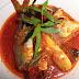 Resepi Ikan Kembung Masak Asam Pedas