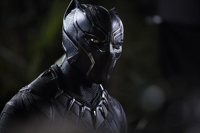Marvel Studios divulga novo trailer de Pantera Negra