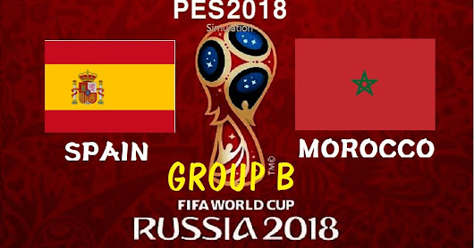 PREDICT AND WIN PROMO Spain Vs Morocco