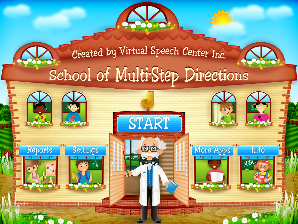 In My Appinion School Of Multistep Directions