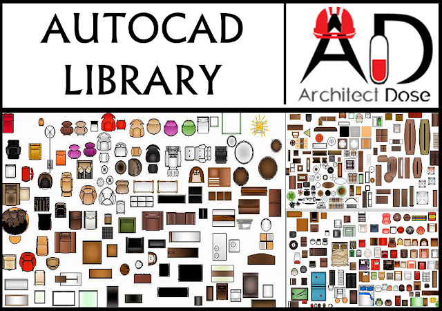 Autocad Library Blocks