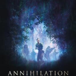 ANNIHILATION (Southern Reach #1) - by Jeff VanderMeer