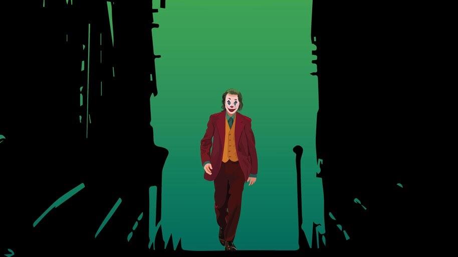 Joker, Movie, 2019, Art, 4K, #7.143
