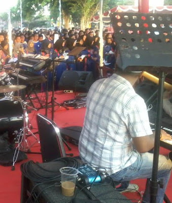 Sound System Orgen Tunggal
