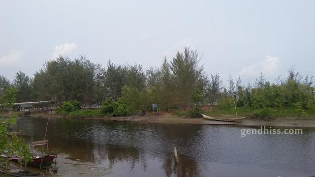Pantai Sei Bakau, Seruyan
