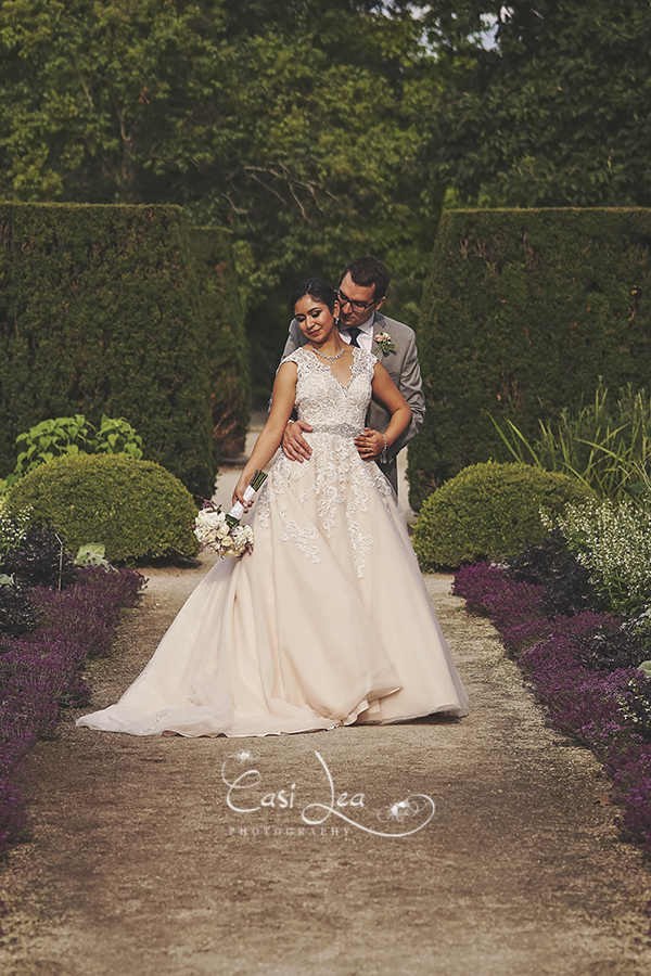 Wedding image by Green Bay and Milwaukee wedding photographer Casi Lark