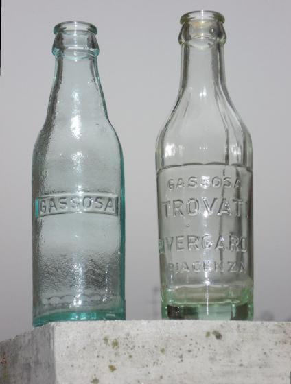 Faro lisola del bergmaniano La Gazzosa Bevanda ecologica degli anni 60
